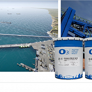 O3 Company provided passive fire protection of conveyor decks, galleries, and transshipment stations of Taman bulk cargo terminal
