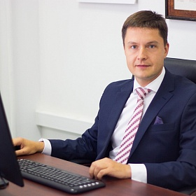 VASILY MOKROV Financial Director O3 GROUP