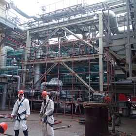 Construction of a complex for the extraction, preparation, liquefaction of gas, shipment of LNG and gas condensate of the South Tambey gas condensate field. Gas-fueled CHP Plant. Yamal LNG