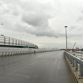 The 4th Moscow Ring Road. The liaison of Enthusiastov Highway and Izmailovskoe Highway. The liaison of Perovskaya Street and Budenny Prospectus